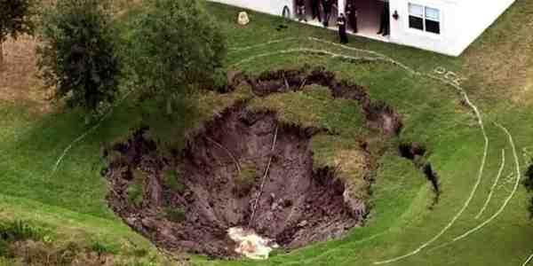 Scientists Creating Map To Determine Likelihood Of Sinkholes ...