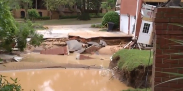 Pensacola Flood